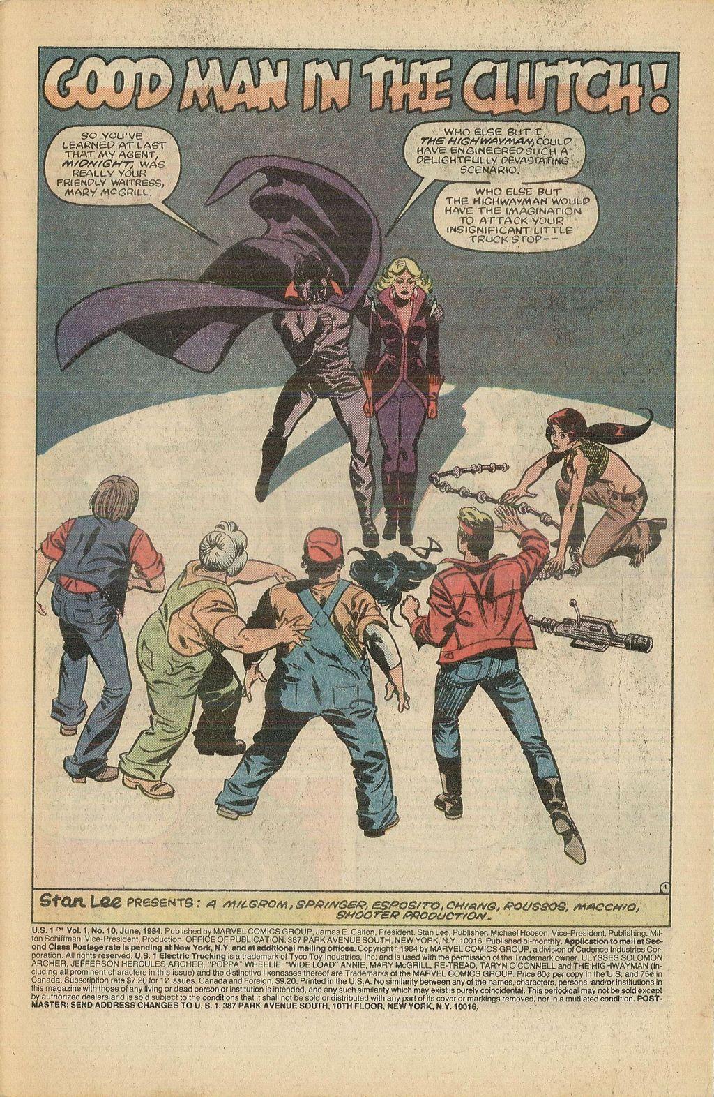 Read online U.S. 1 comic -  Issue #10 - 3