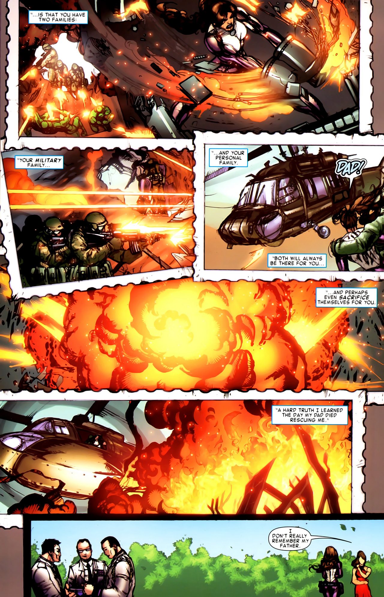 Read online Astonishing Tales (2009) comic -  Issue #6 - 24