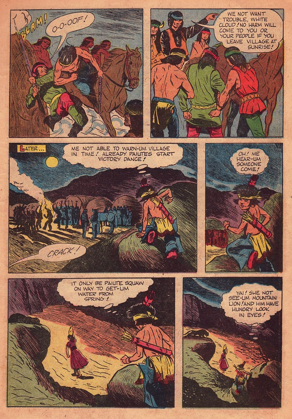 Four Color Comics issue 612 - Page 11