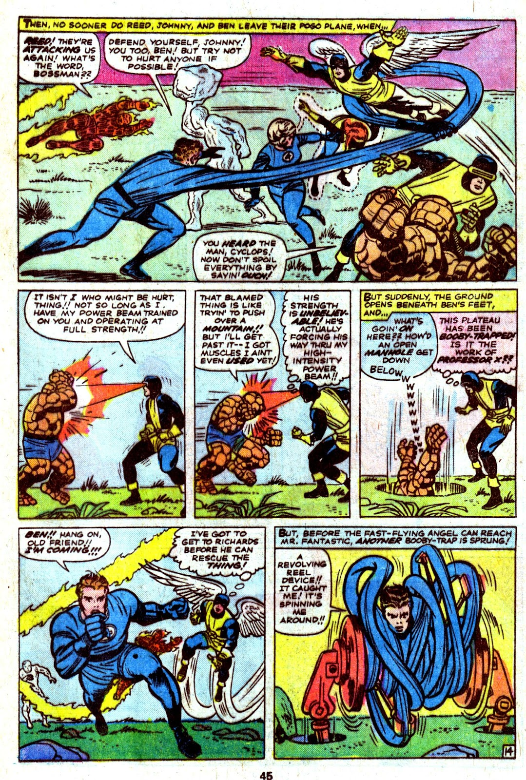 Giant-Size Fantastic Four issue 4 - Page 47