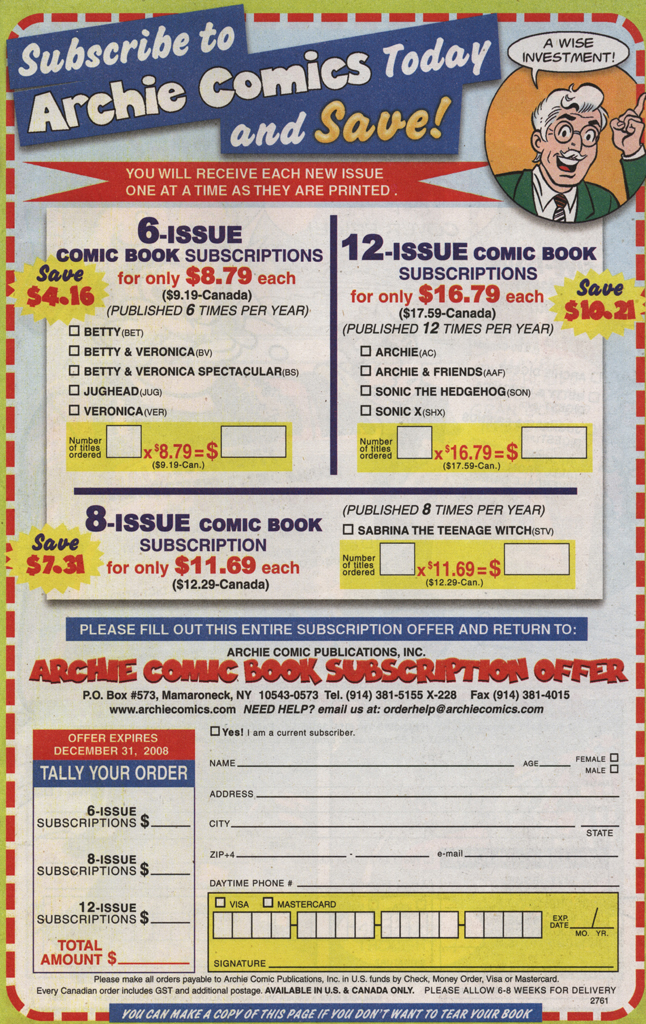 Read online Sonic X comic -  Issue #31 - 15