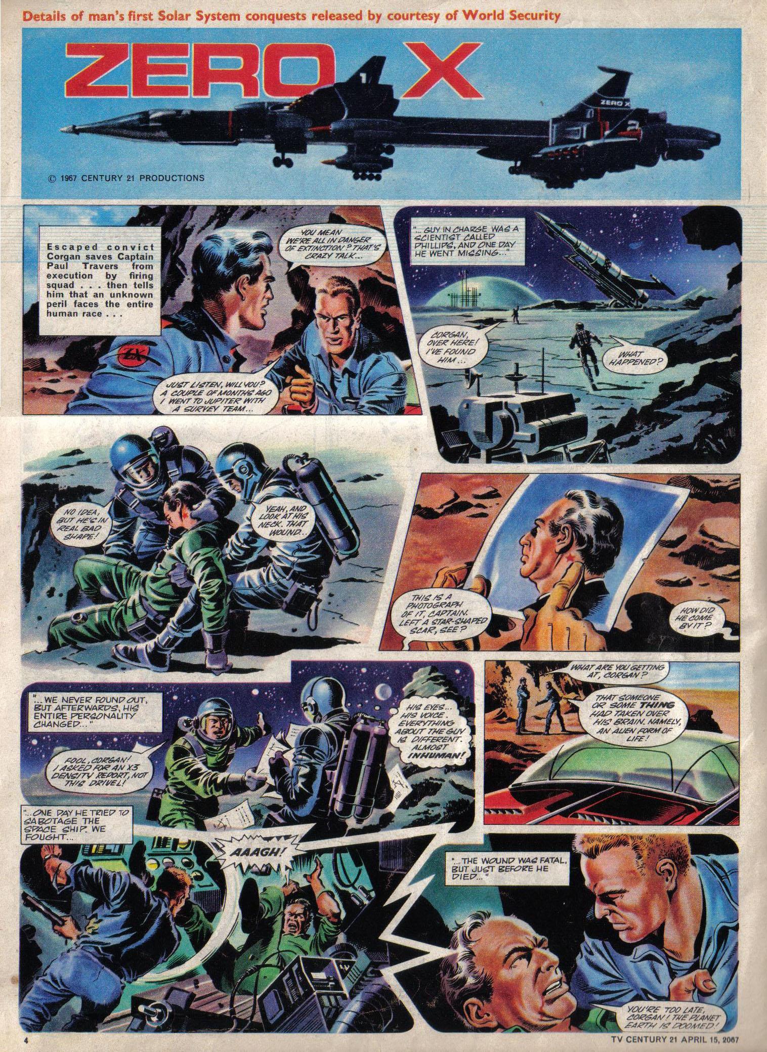 Read online TV Century 21 (TV 21) comic -  Issue #117 - 4