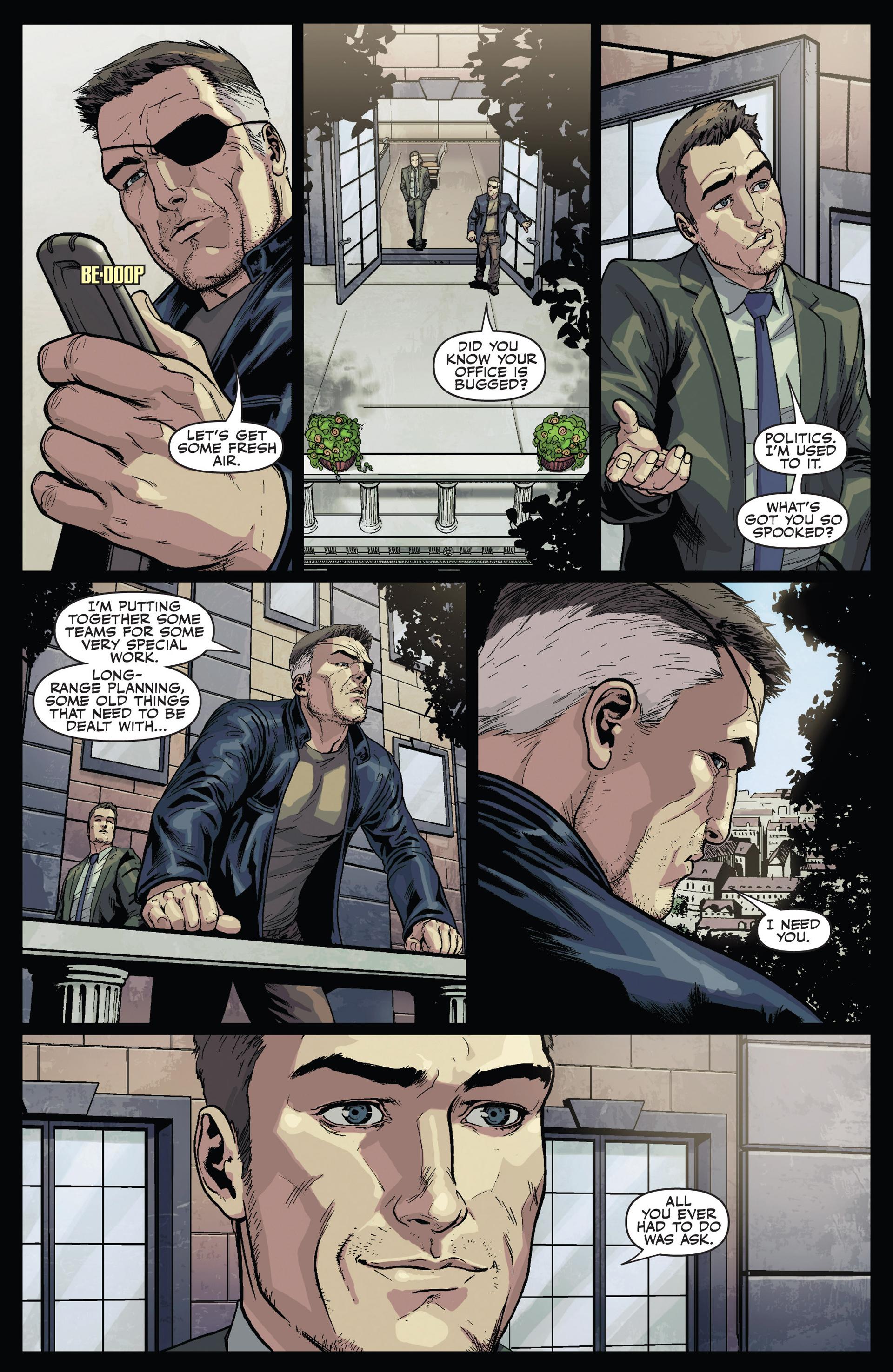 Read online Secret Warriors comic -  Issue #24 - 6