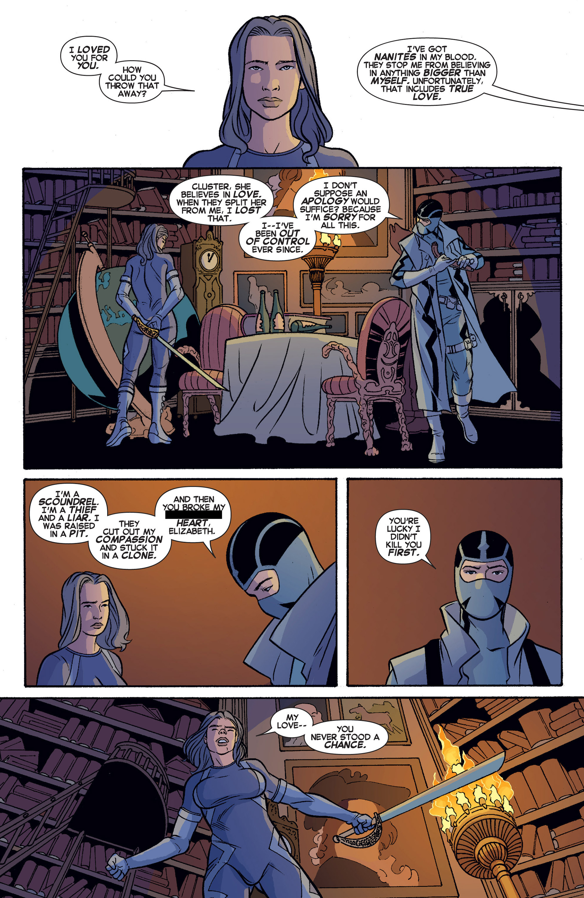 Read online Uncanny X-Force (2013) comic -  Issue #9 - 10
