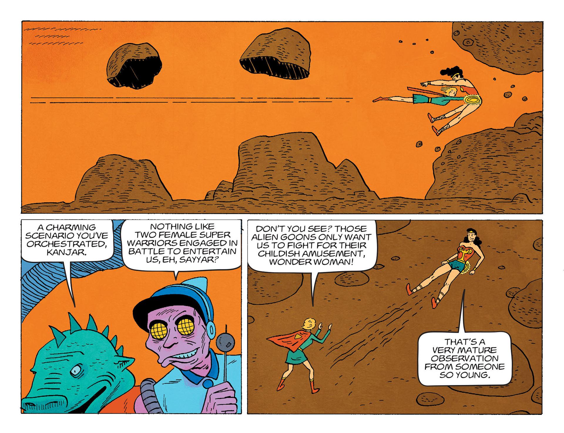 Read online Sensation Comics Featuring Wonder Woman comic -  Issue #14 - 17