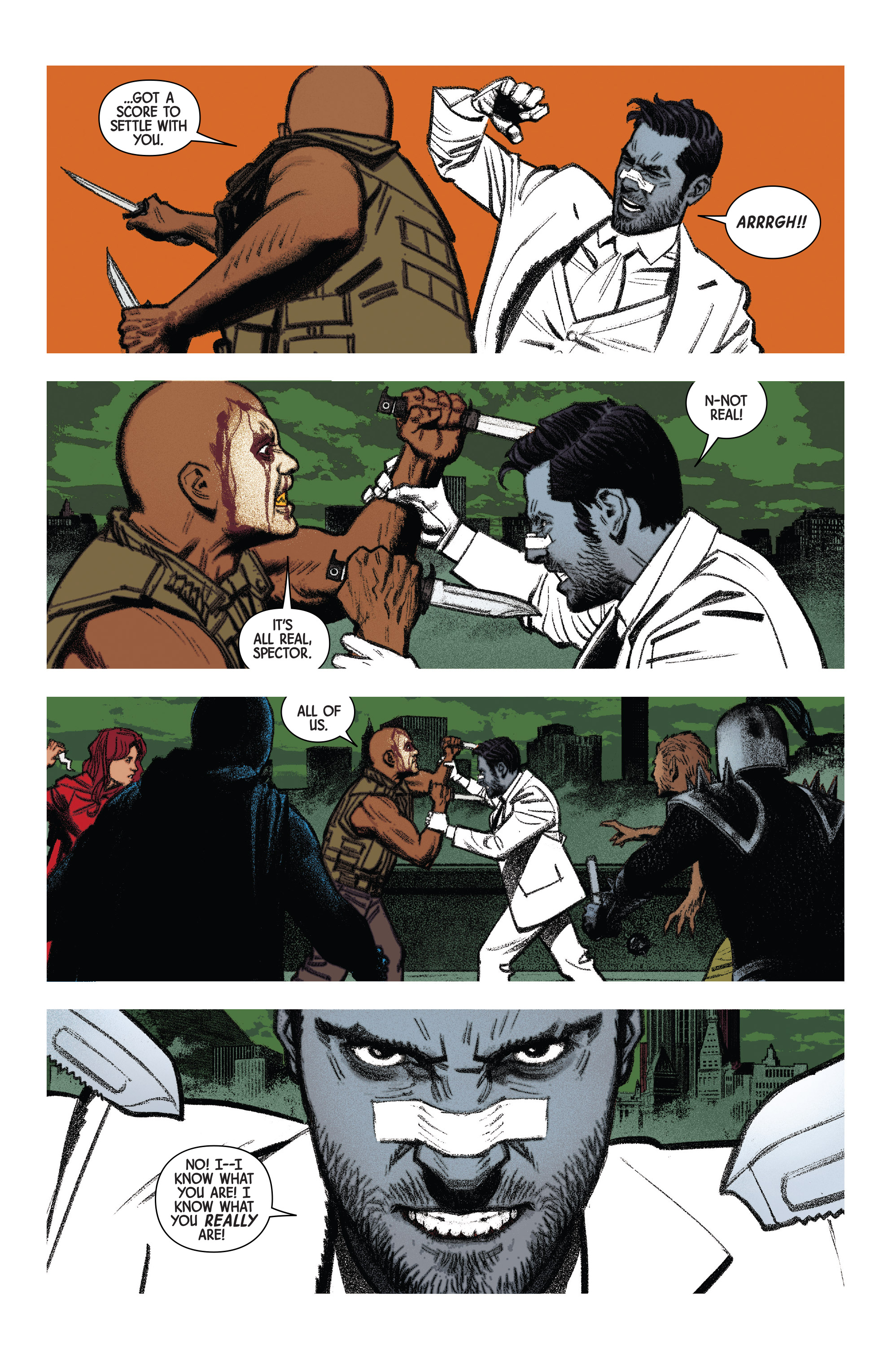 Read online Moon Knight (2016) comic -  Issue #14 - 15