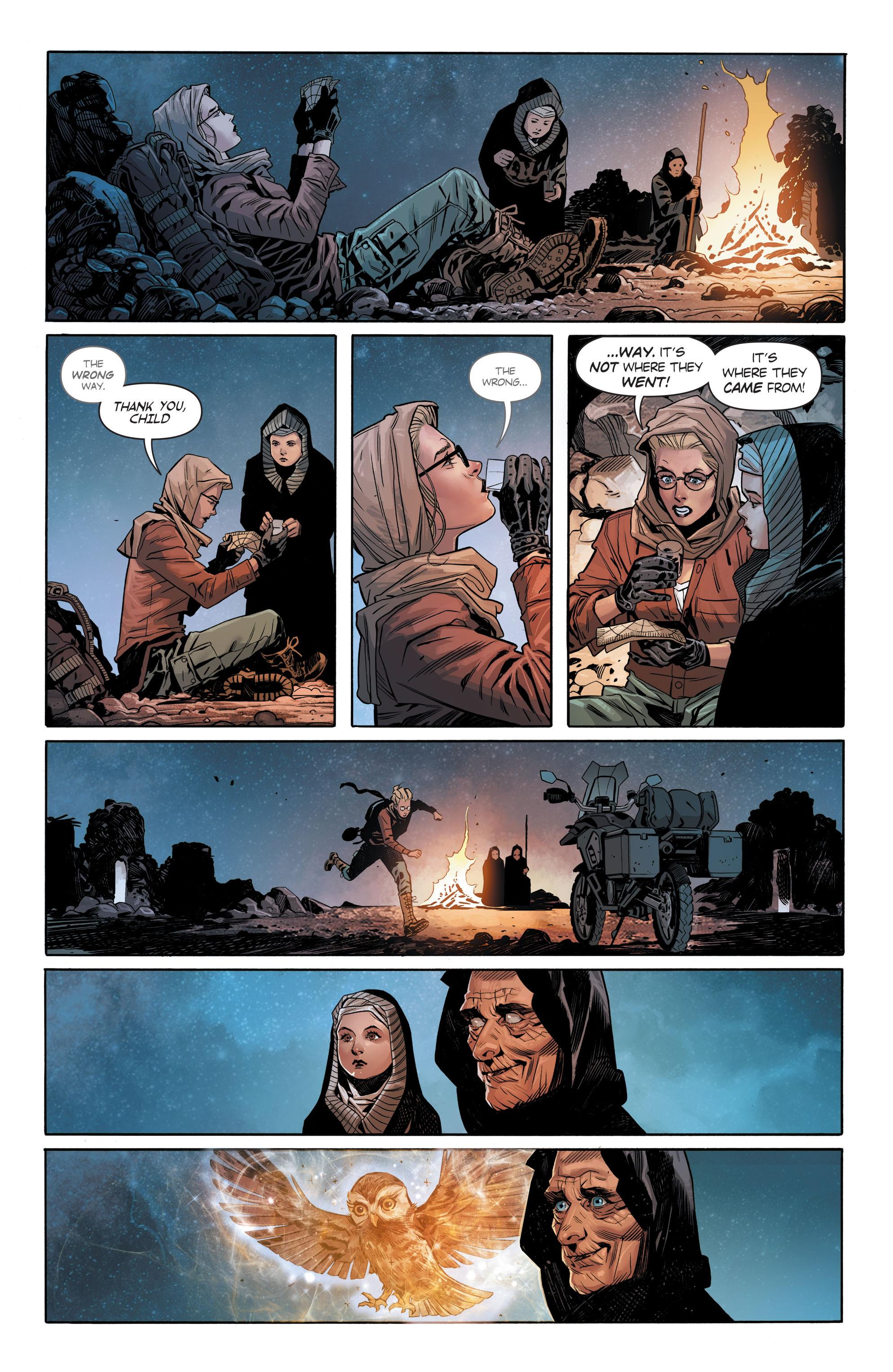Read online Wonder Woman (2016) comic -  Issue #8 - 20