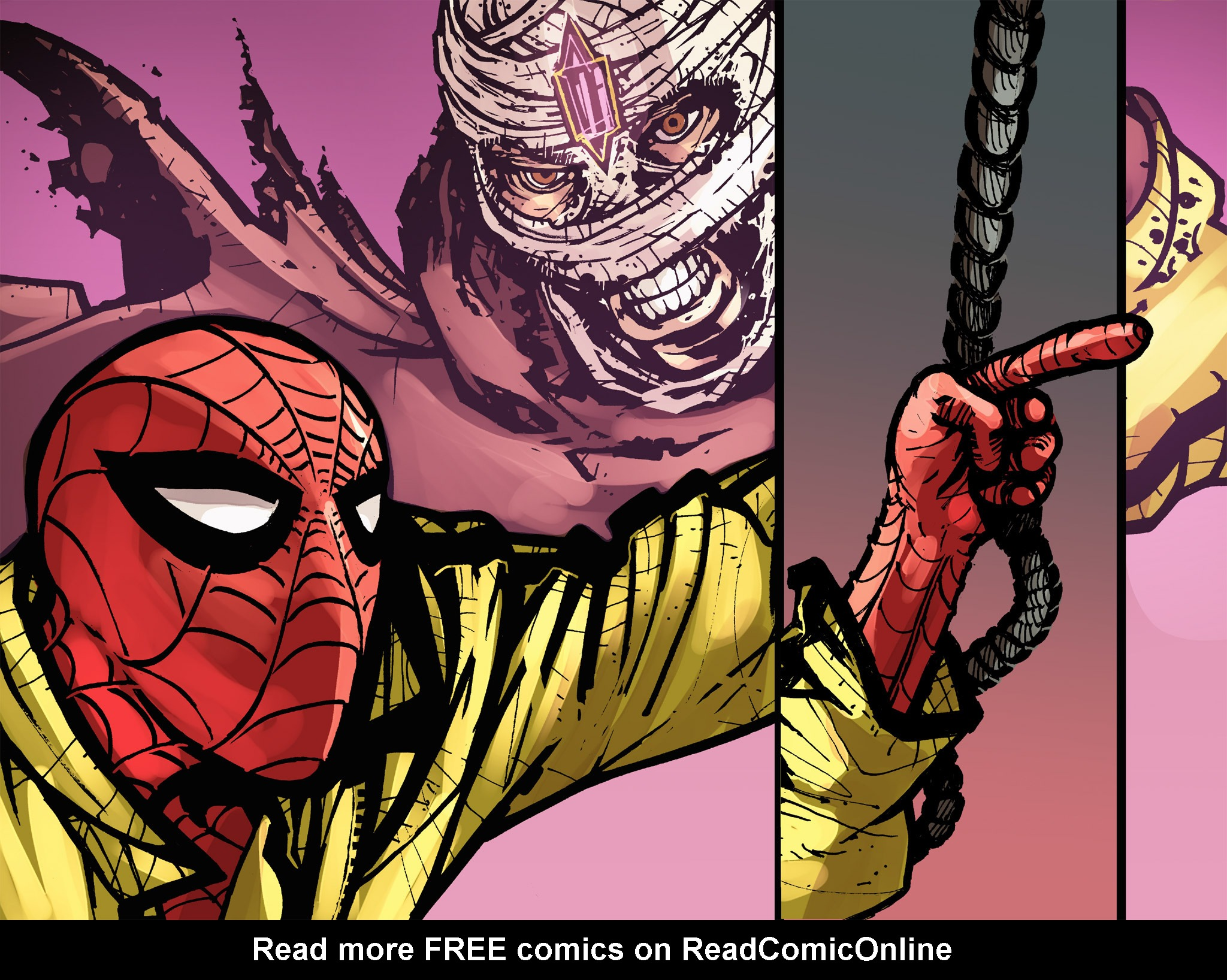 Read online Amazing Spider-Man: Who Am I? comic -  Issue # Full (Part 3) - 129