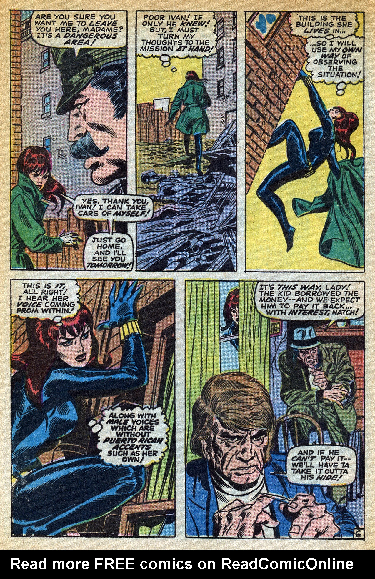 Read online Amazing Adventures (1970) comic -  Issue #1 - 24
