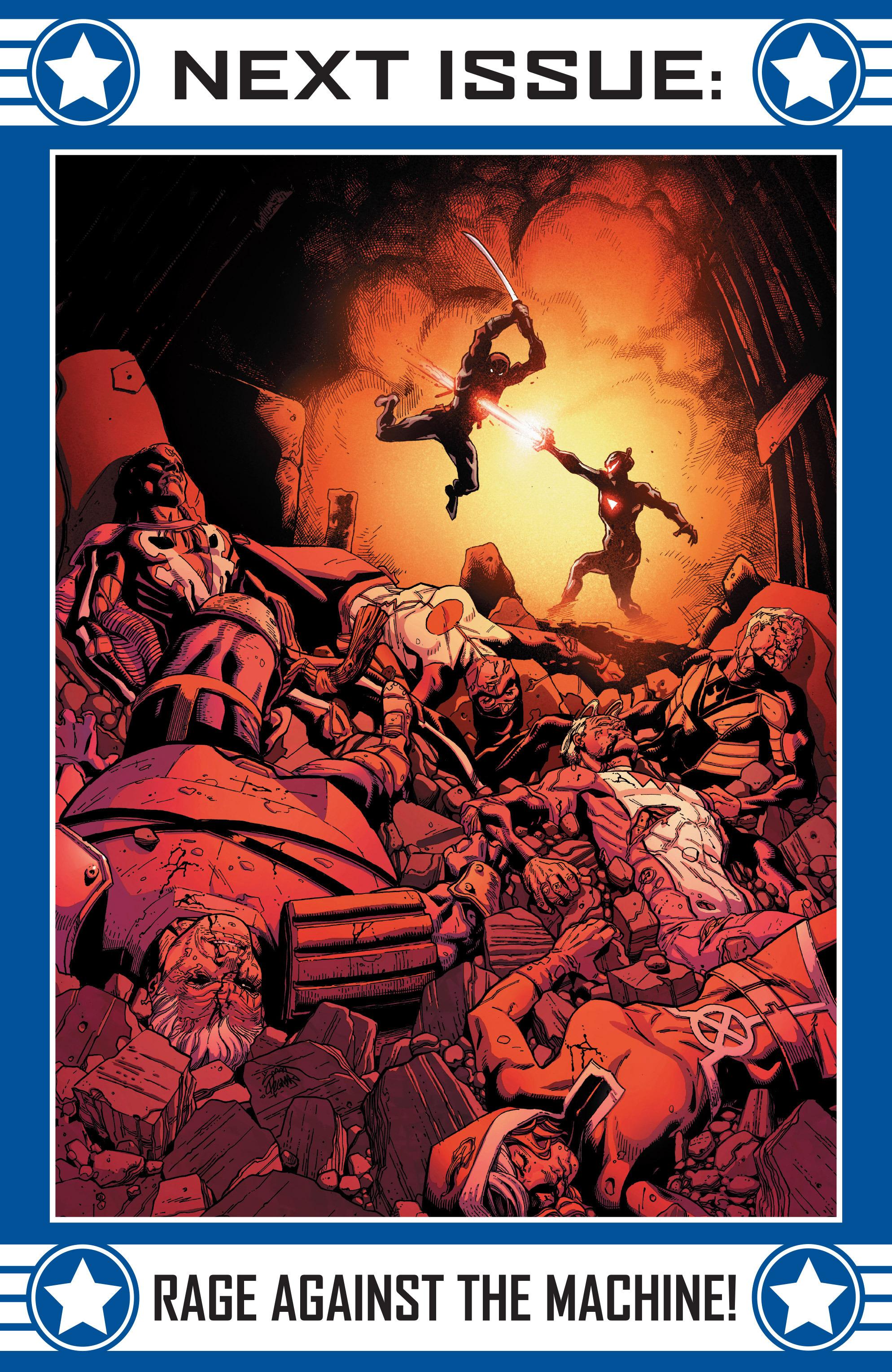 Read online Uncanny Avengers [II] comic -  Issue #10 - 23