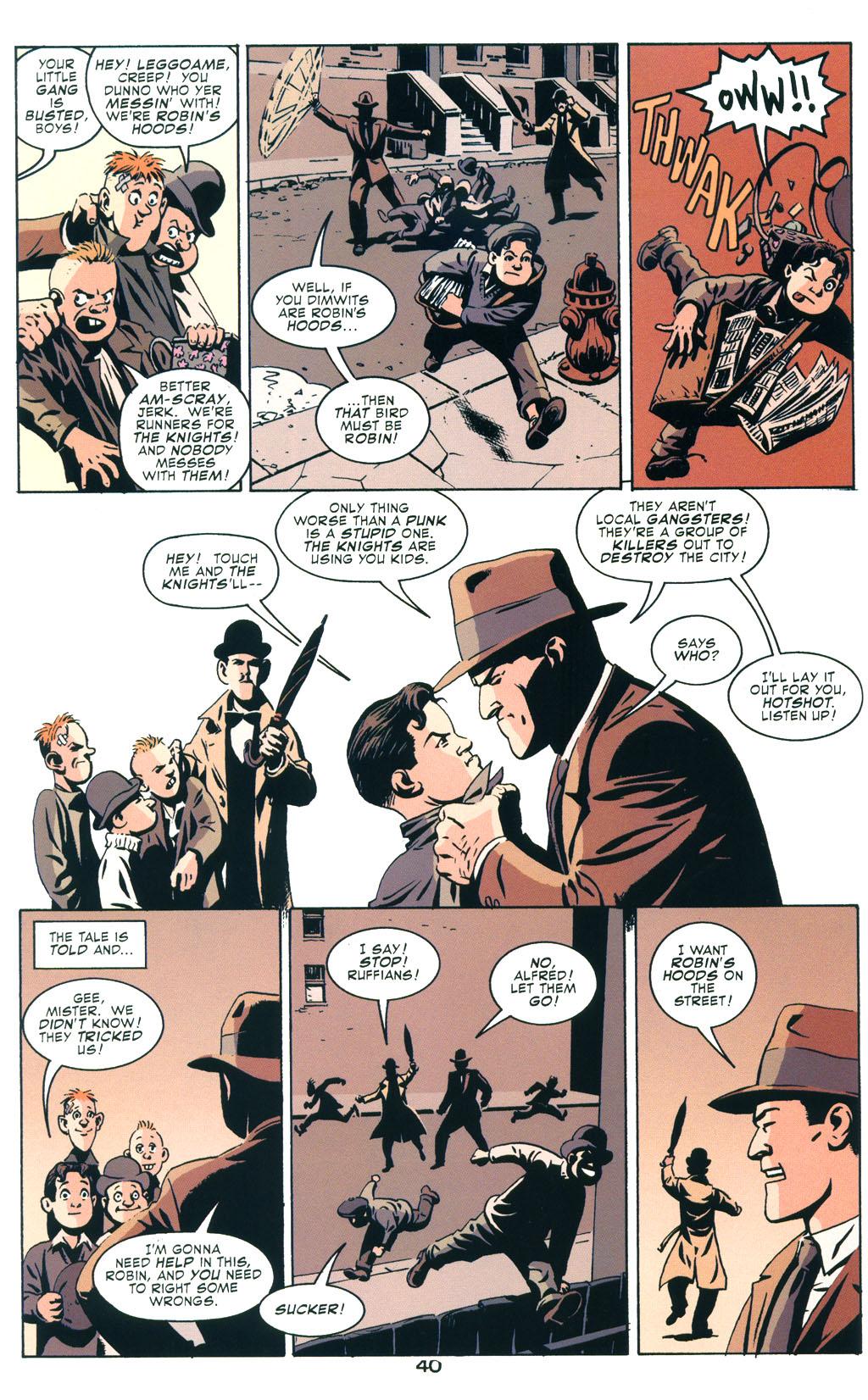 Read online Batman: Detective #27 comic -  Issue #27 TPB - 46