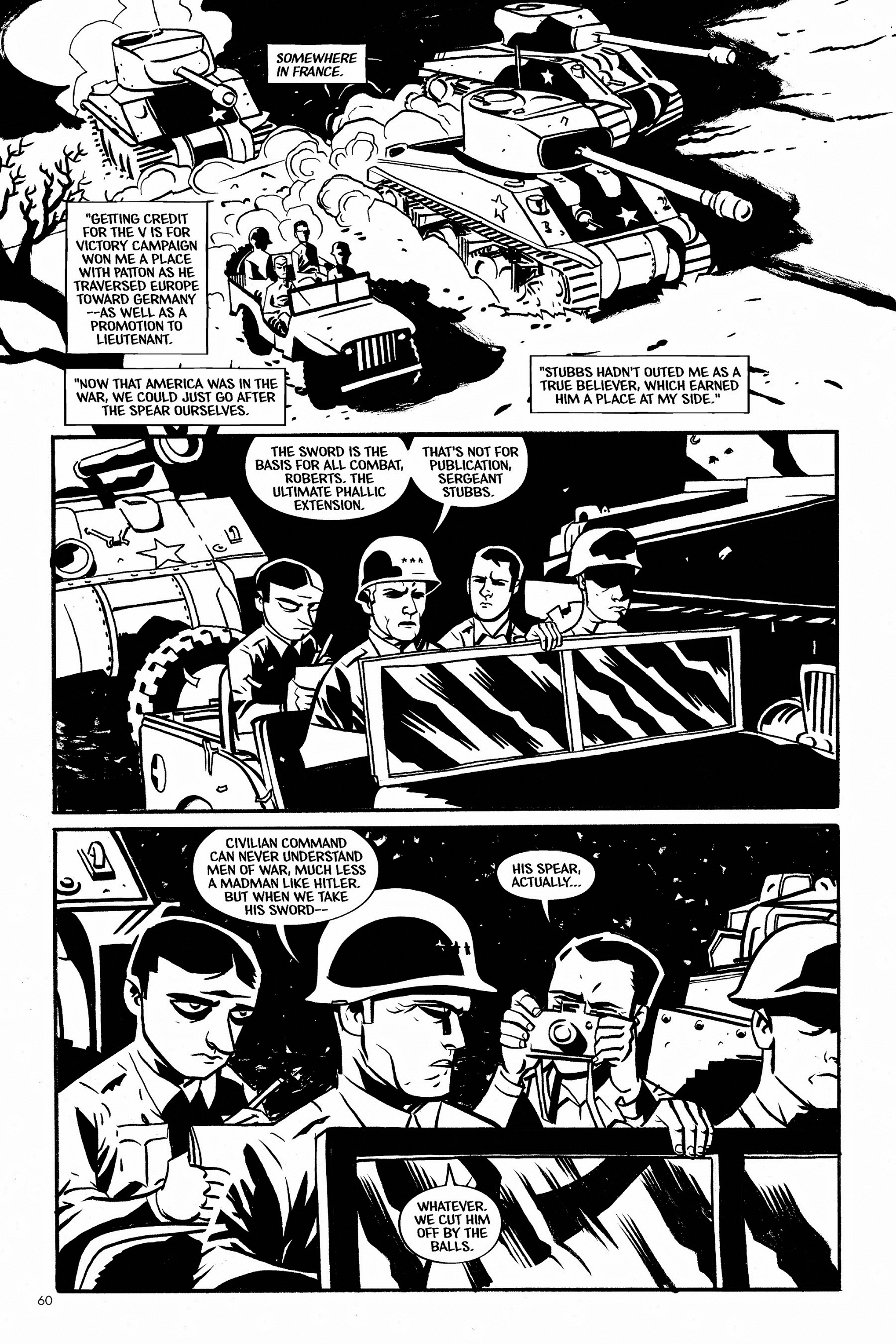 Read online Aleister & Adolf comic -  Issue # TPB - 59