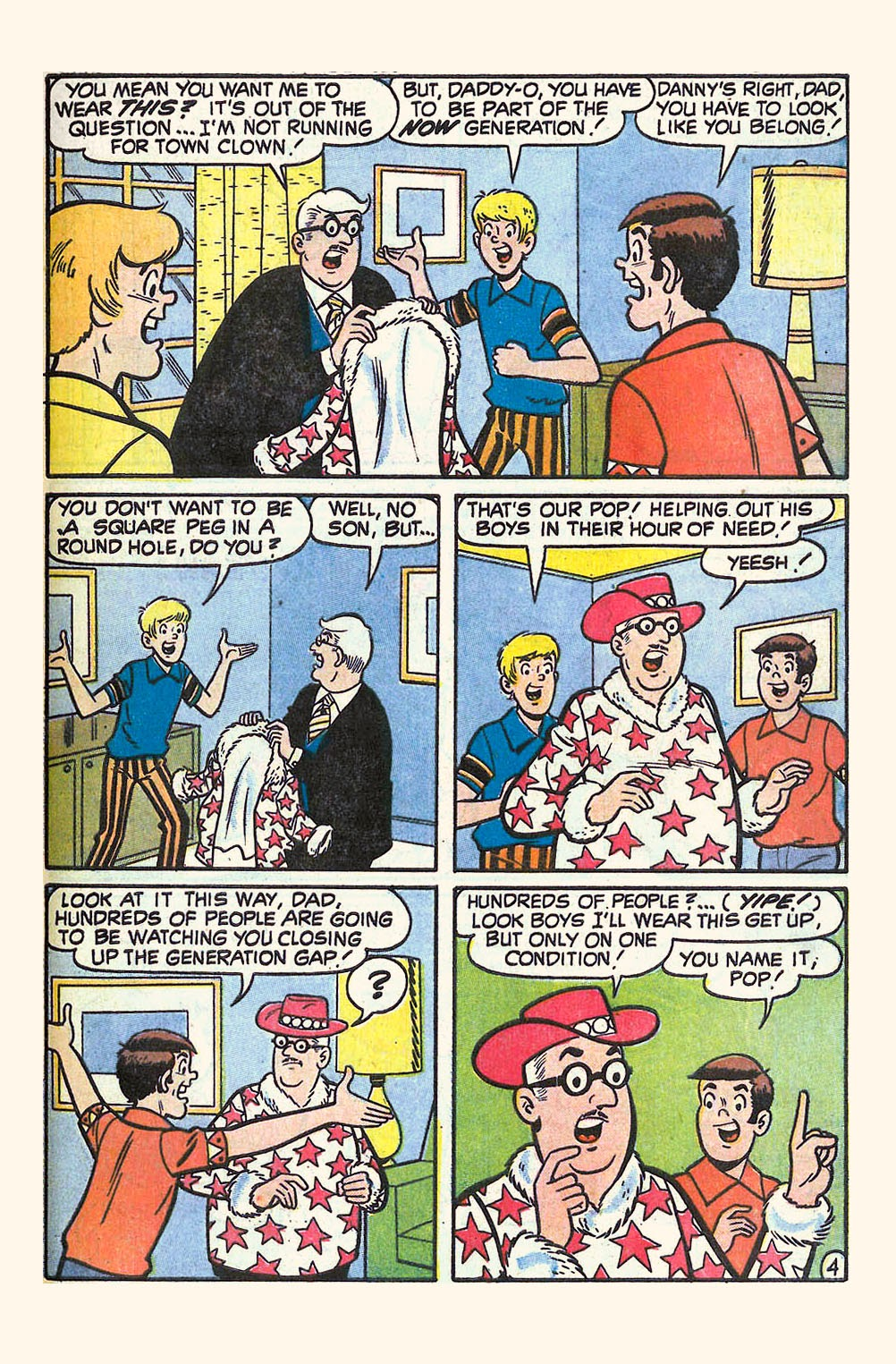 Read online The Mad House Glads comic -  Issue #86 - 31