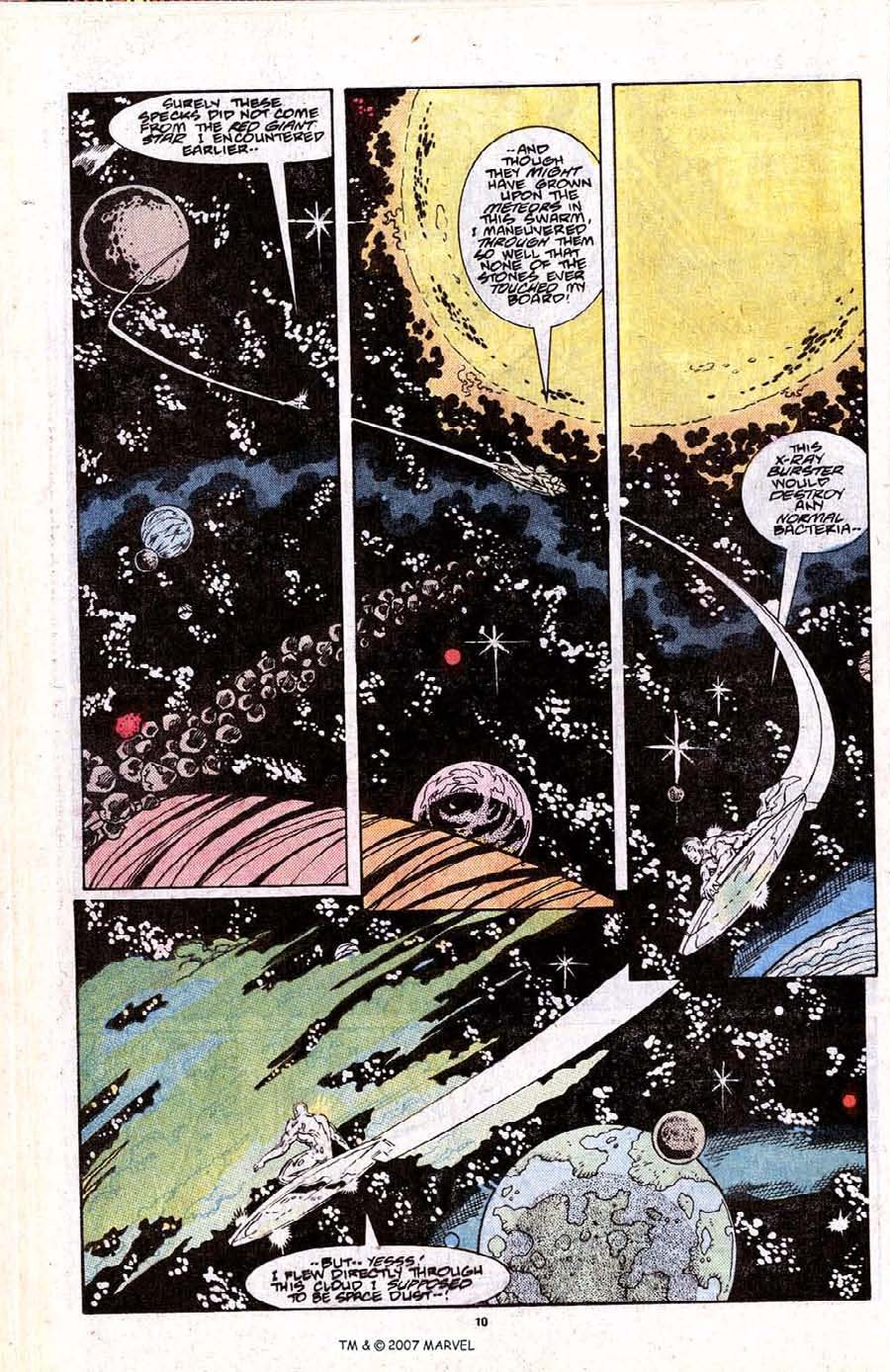 Read online Silver Surfer (1987) comic -  Issue # _Annual 2 - 12