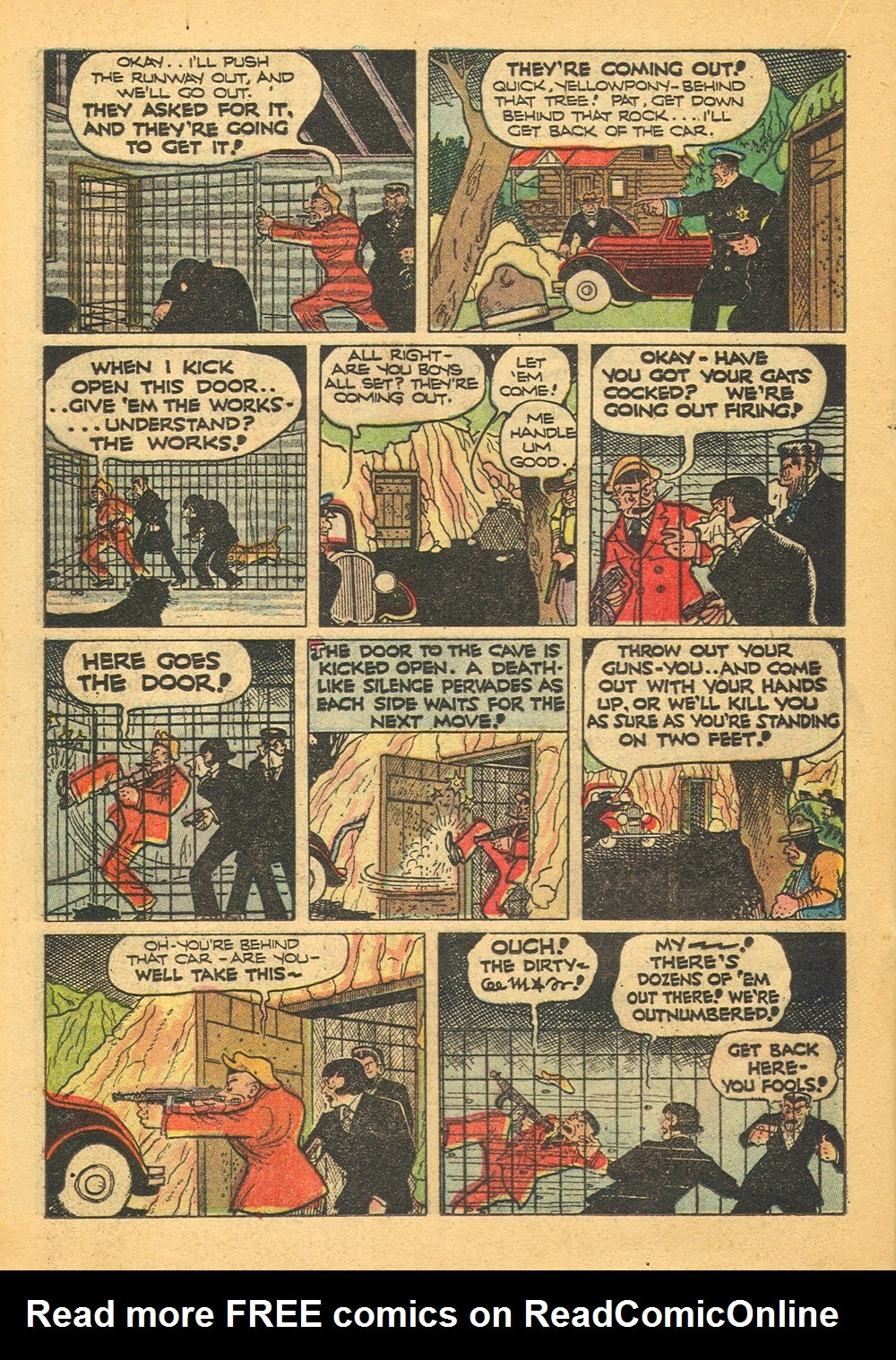 Dick Tracy Monthly issue 10 - Page 20