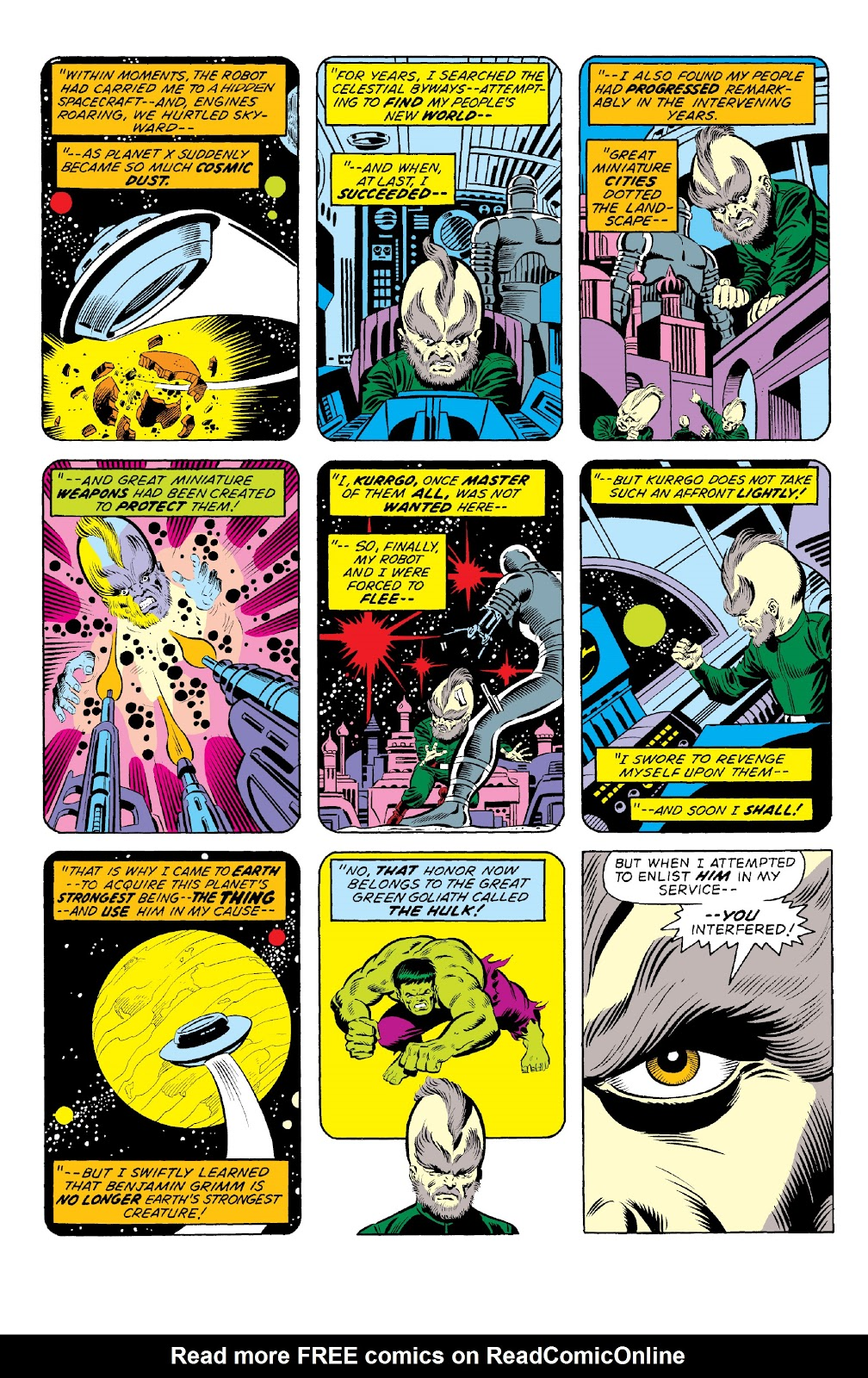 Read online Marvel Two-In-One Epic Collection: Cry Monster comic -  Issue # TPB (Part 1) - 10