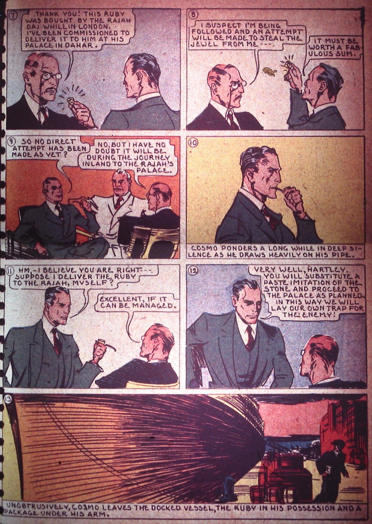 Detective Comics (1937) 4 Page 10