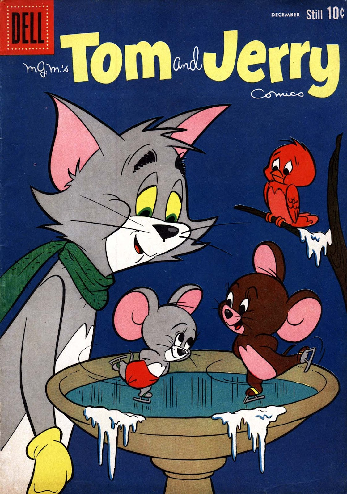 Tom & Jerry Comics issue 197 - Page 1