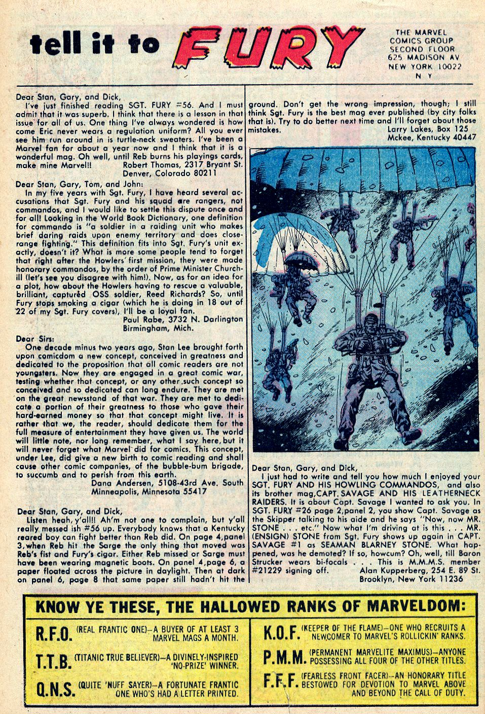 Read online Sgt. Fury comic -  Issue #59 - 32