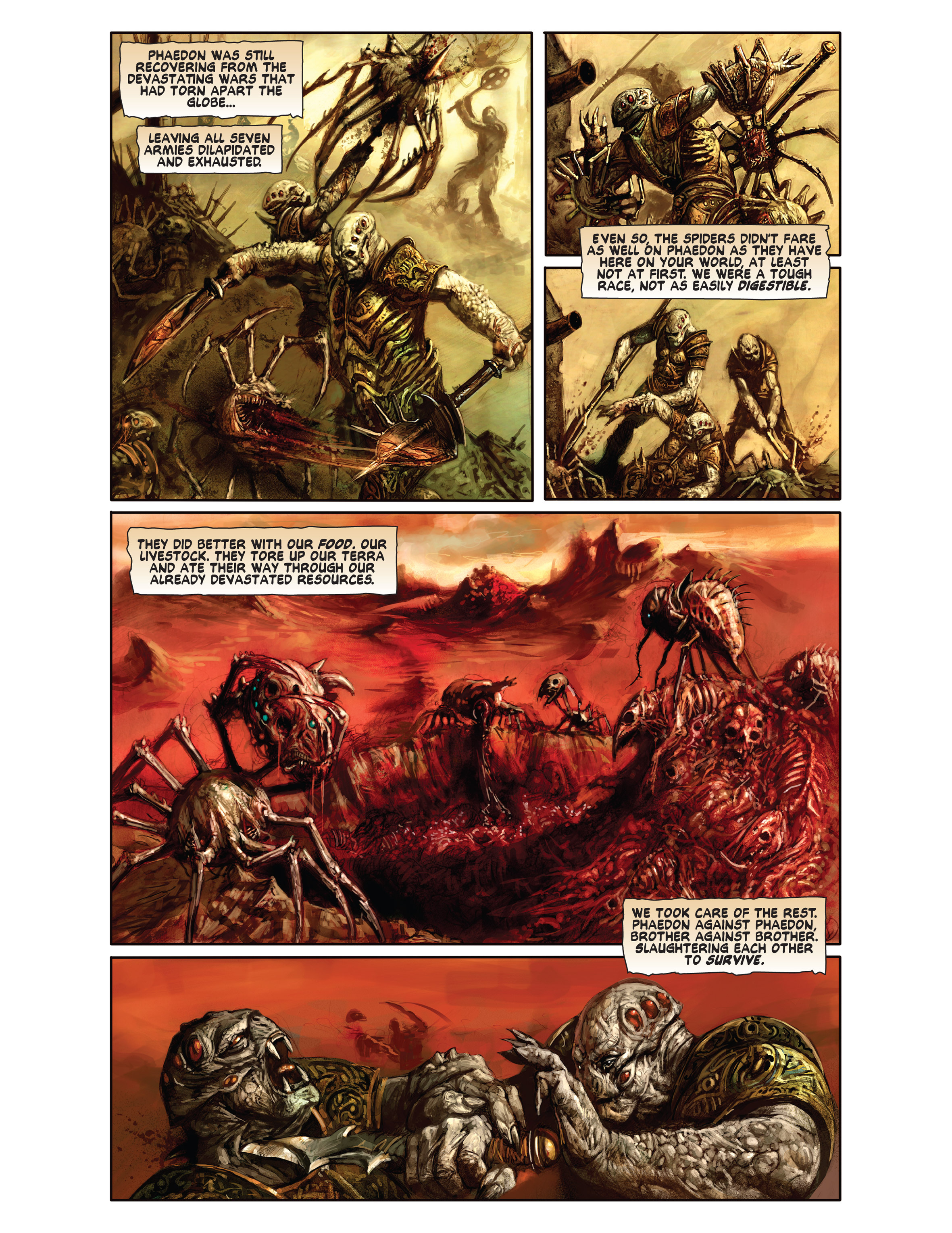 Read online Bad Planet comic -  Issue # TPB - 103