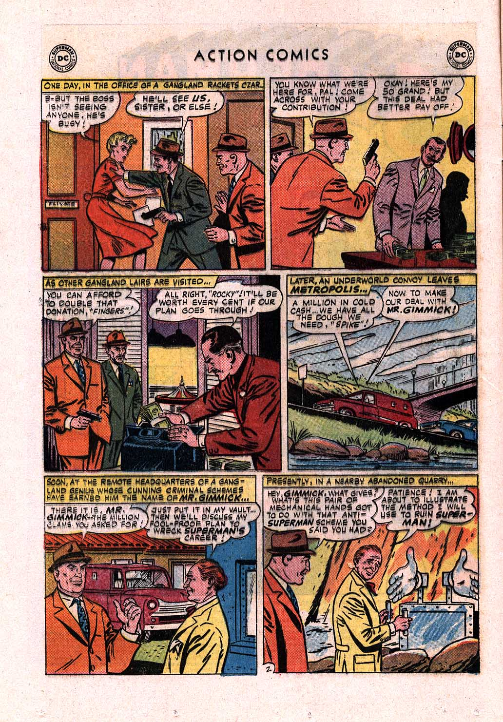 Read online Action Comics (1938) comic -  Issue #328 - 3