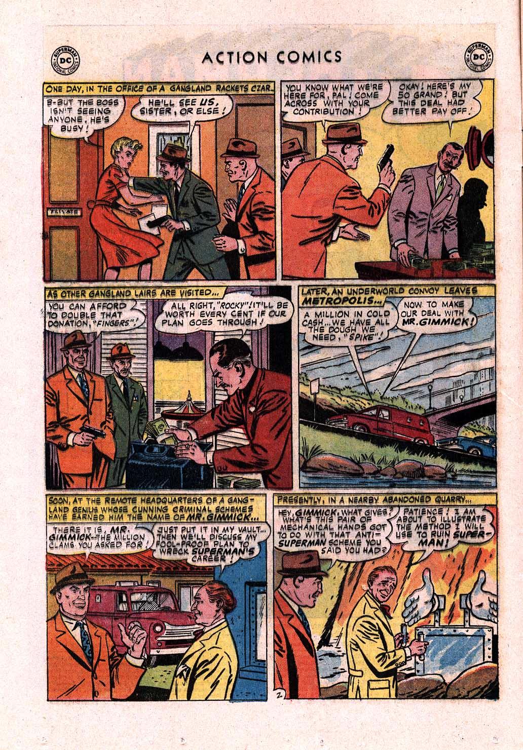 Action Comics (1938) 328 Page 2