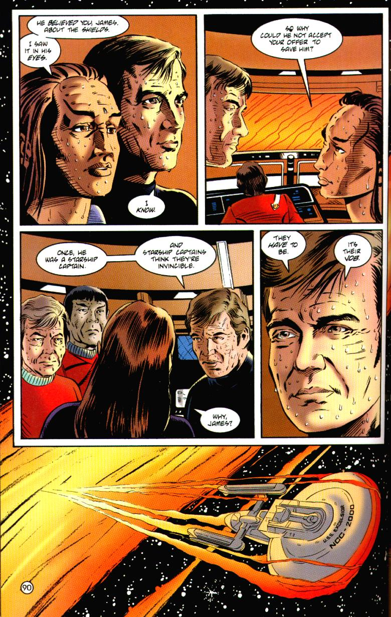 Read online Star Trek: The Ashes of Eden comic -  Issue # Full - 96