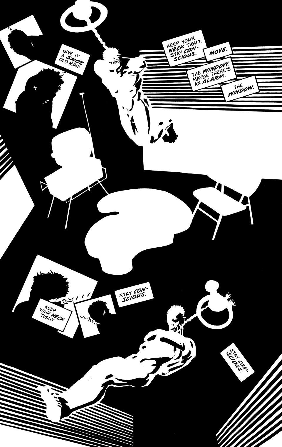 Read online Sin City: That Yellow Bastard comic -  Issue #6 - 14