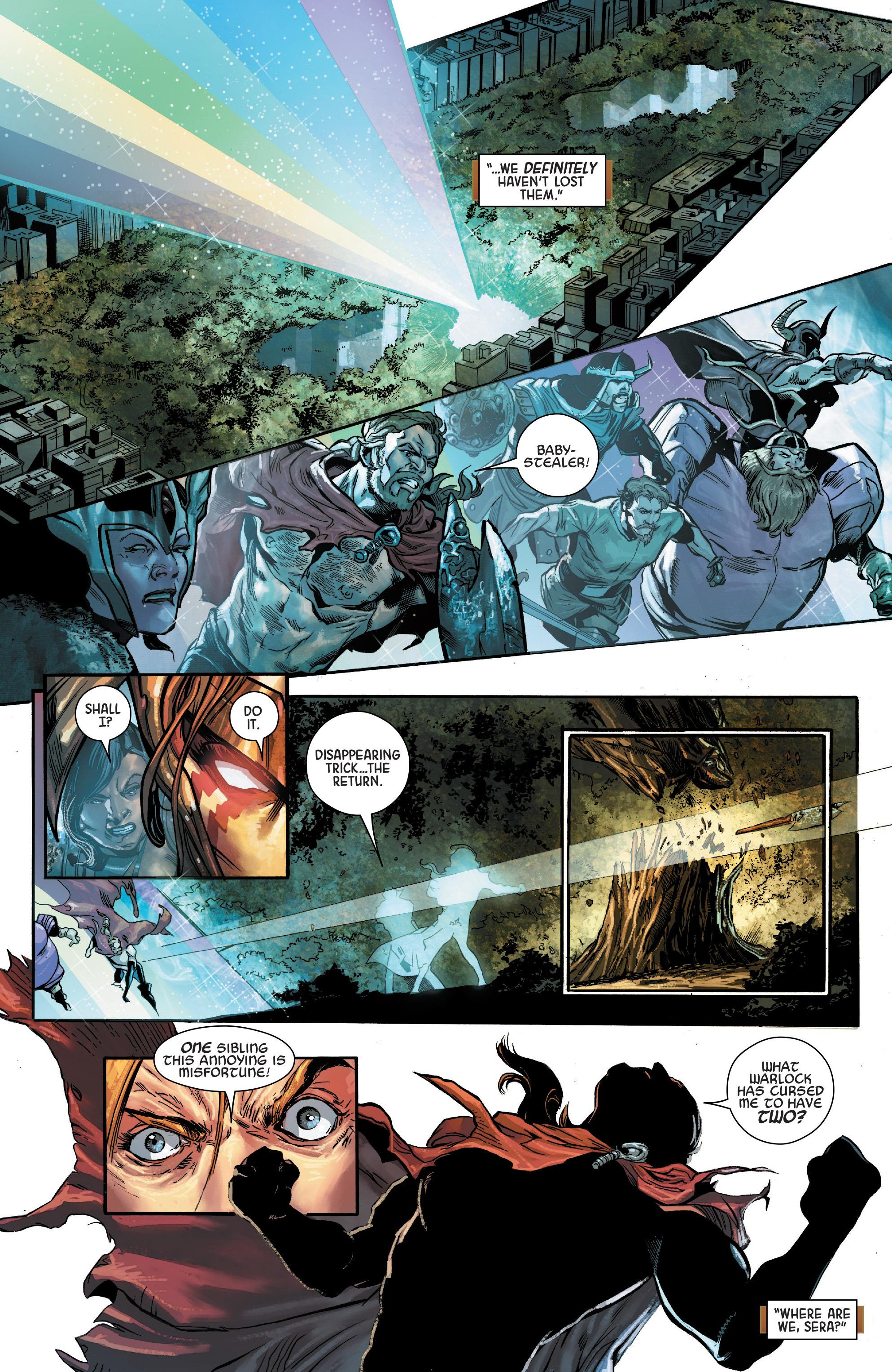 Read online Angela: Asgard's Assassin comic -  Issue #2 - 19