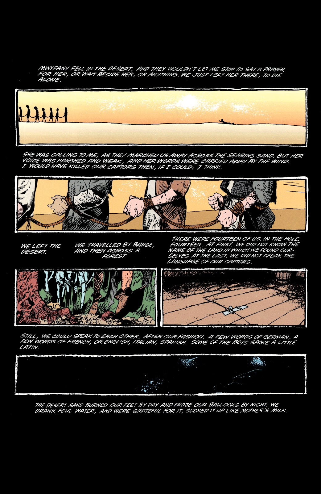 Read online The Children's Crusade comic -  Issue # _TPB (Part 1) - 48