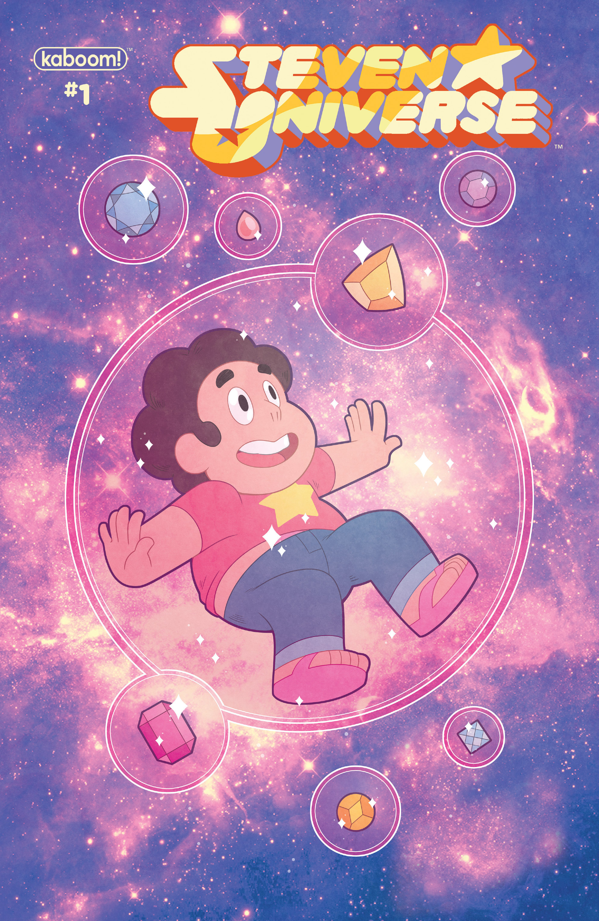 Steven Universe Ongoing 1 Page 1
