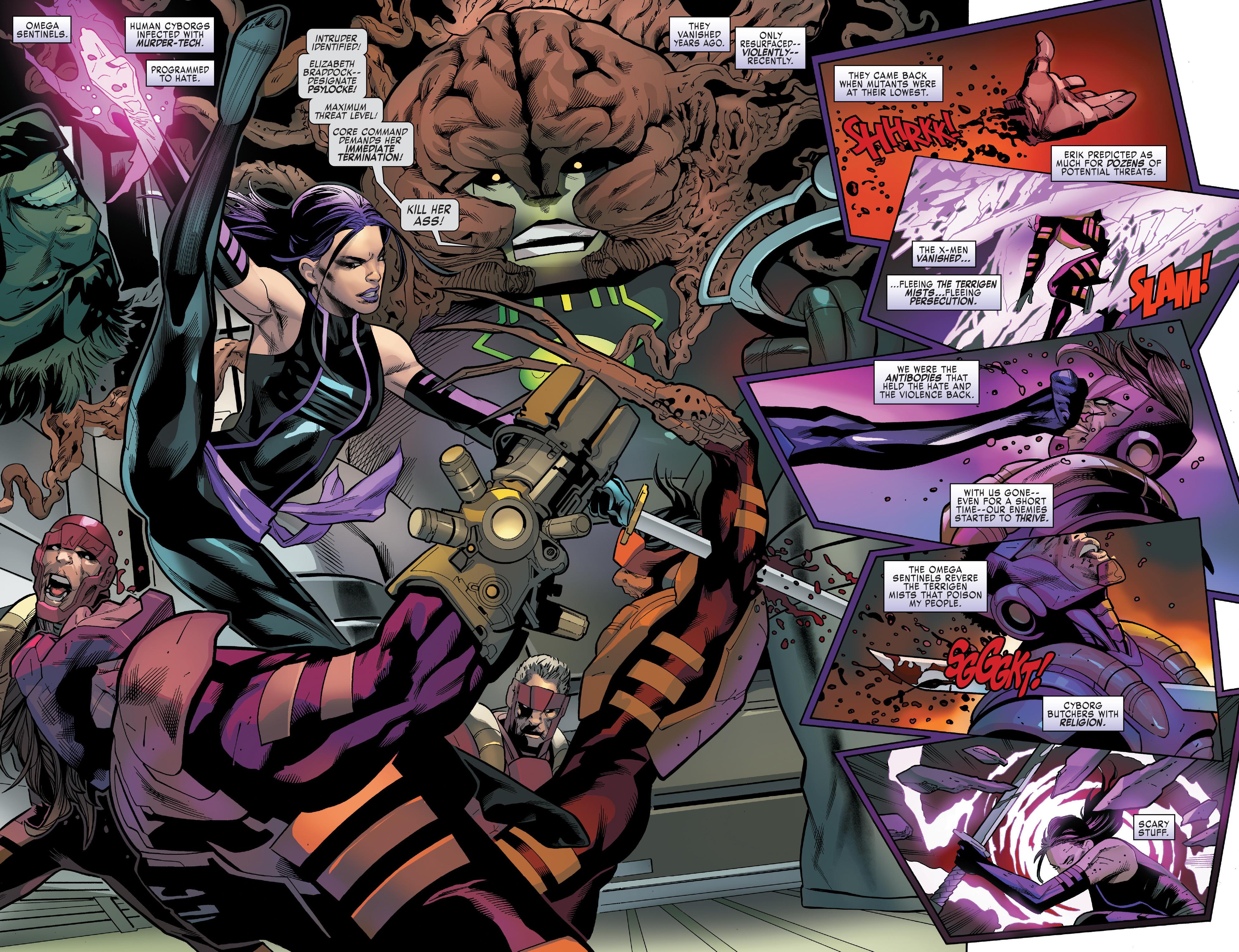 Read online Uncanny X-Men (2016) comic -  Issue #15 - 4