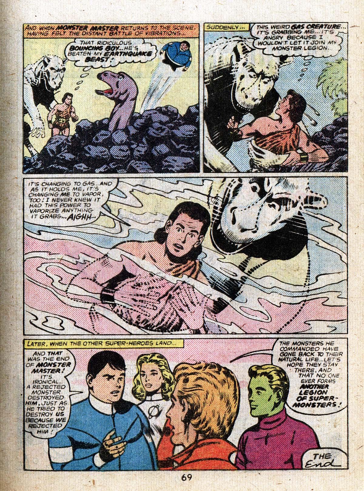 Read online Adventure Comics (1938) comic -  Issue #500 - 69