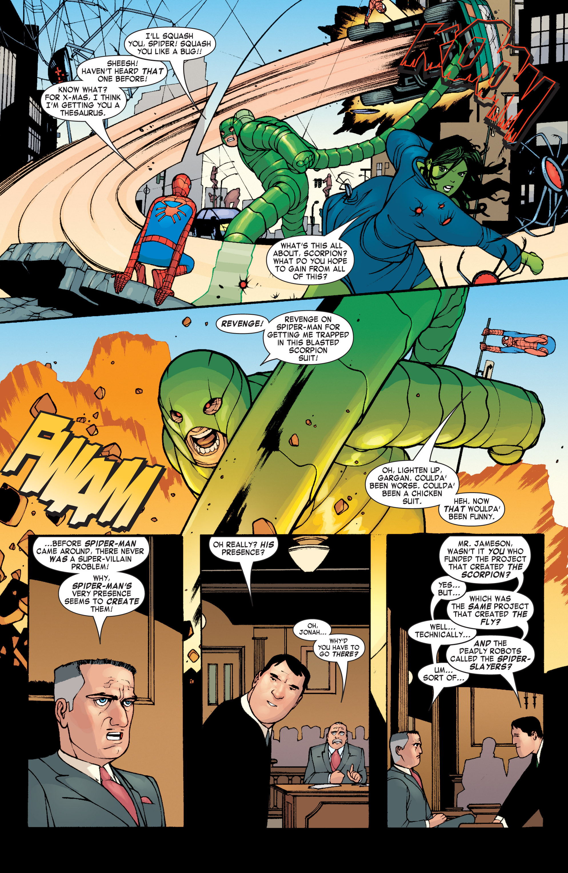 Read online She-Hulk (2004) comic -  Issue #4 - 17