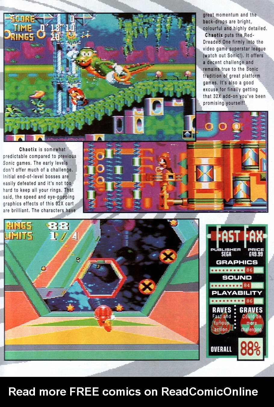 Read online Sonic the Comic comic -  Issue #54 - 11
