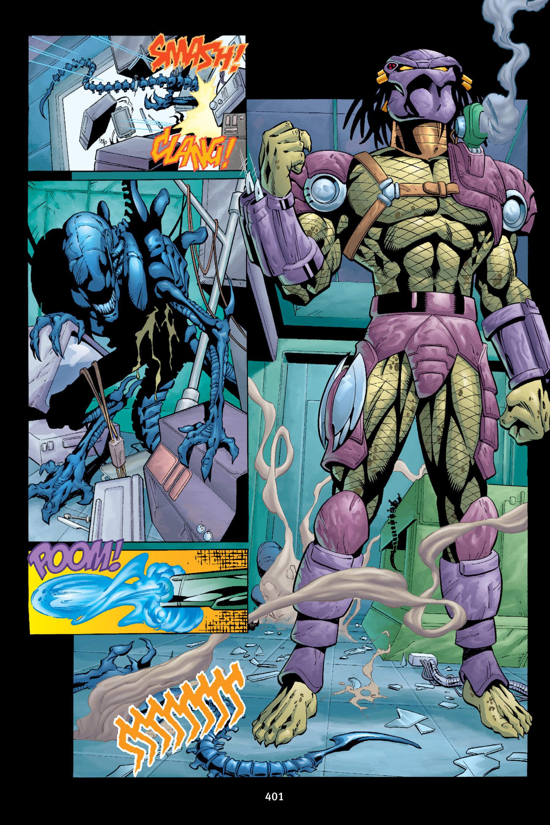 Read online Aliens vs. Predator Omnibus comic -  Issue # _TPB 2 Part 4 - 65