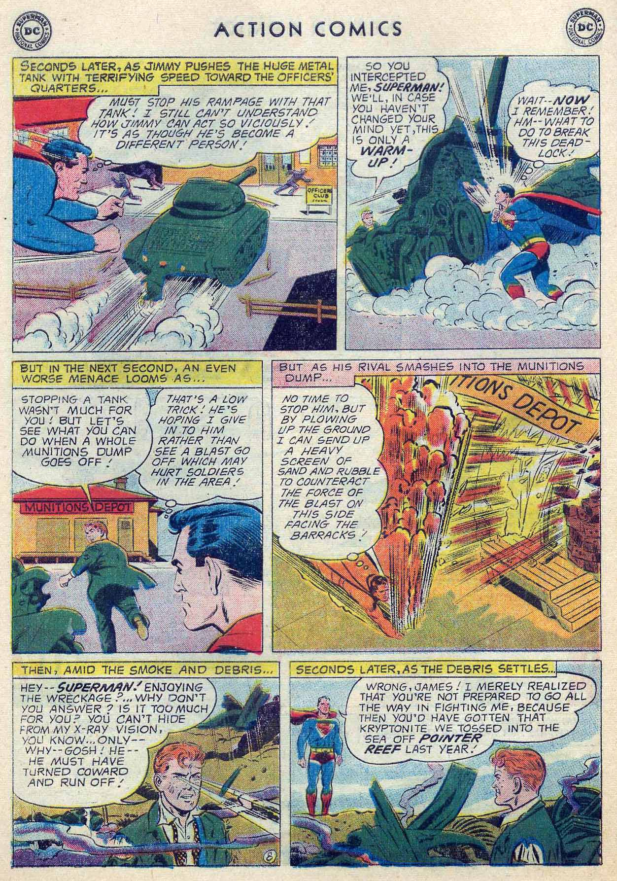 Read online Action Comics (1938) comic -  Issue #253 - 10