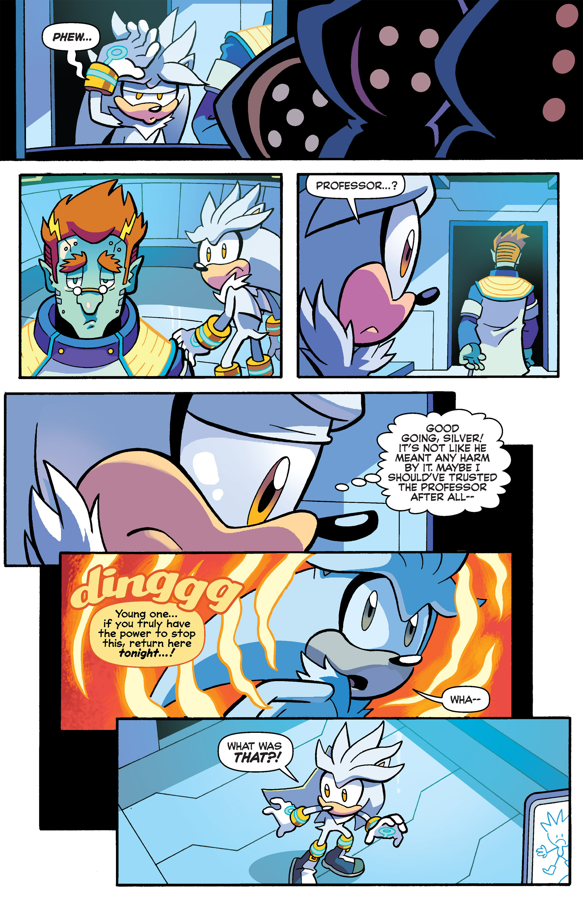 Read online Sonic Universe comic -  Issue #80 - 5