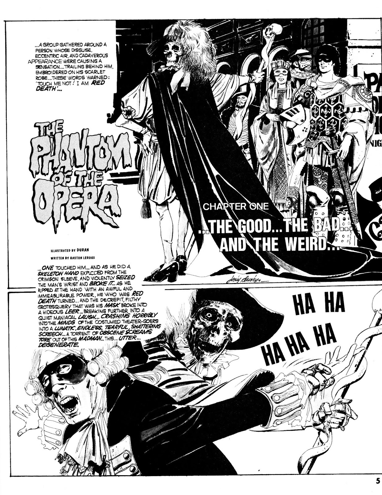 Scream (1973) issue 3 - Page 5