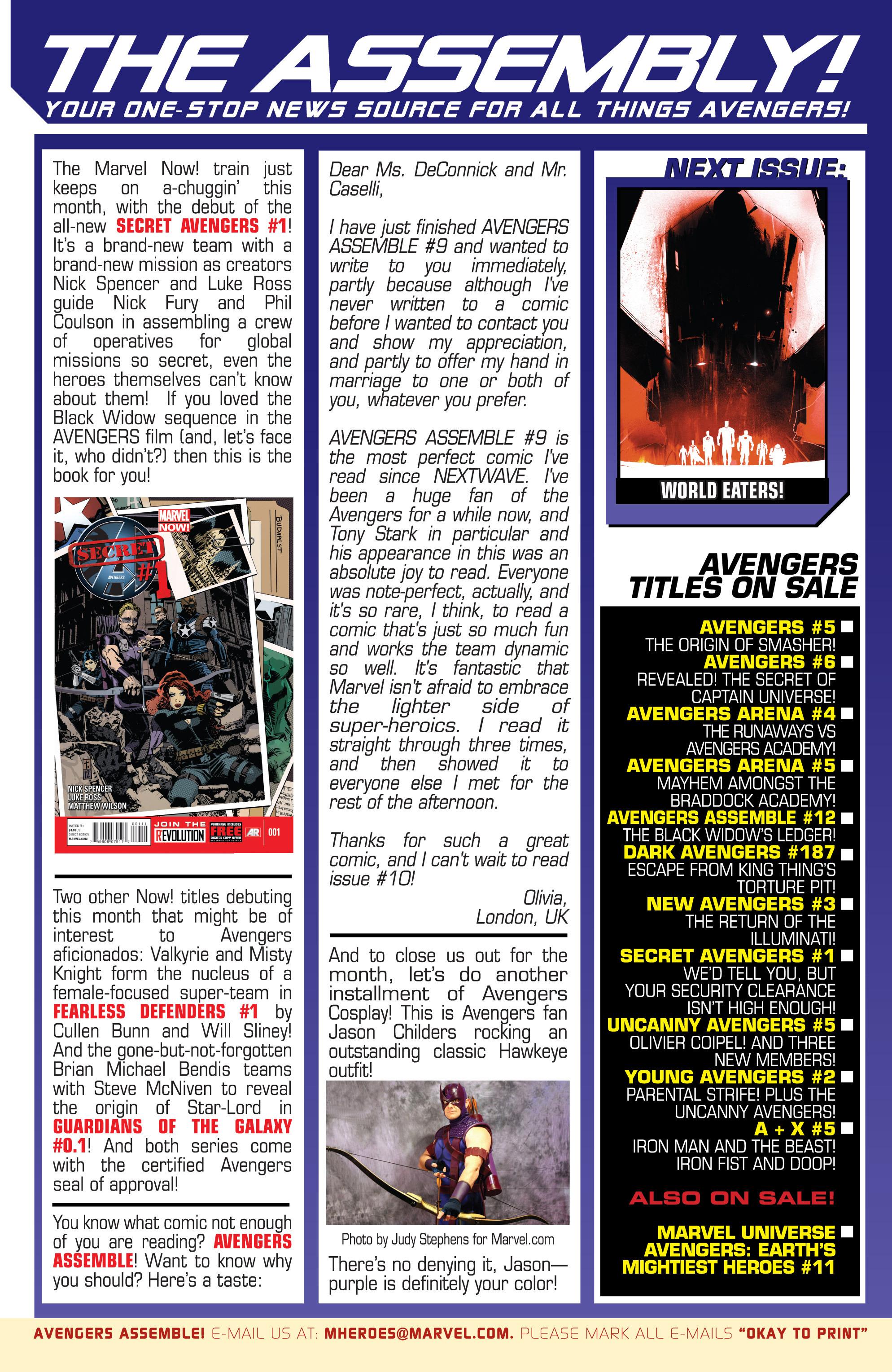 Read online Secret Wars Prelude comic -  Issue # Full - 247