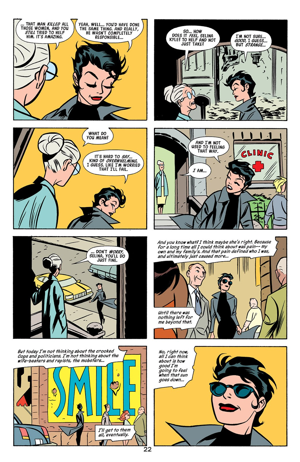 Catwoman (2002) Issue #4 #4 - English 23