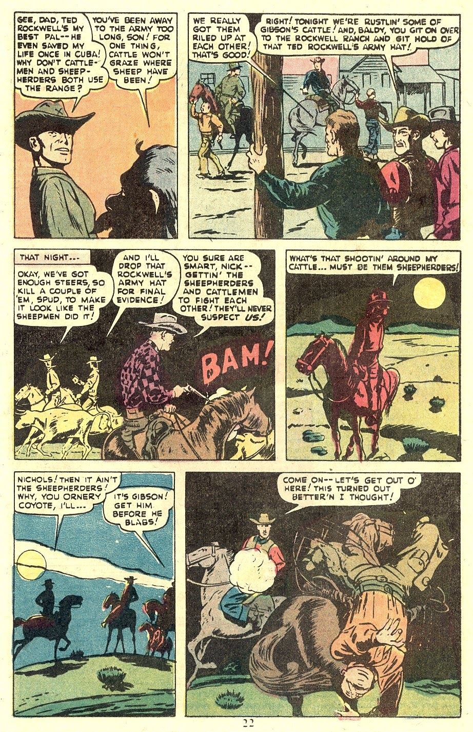 Kid Colt Outlaw issue 185 - Page 24