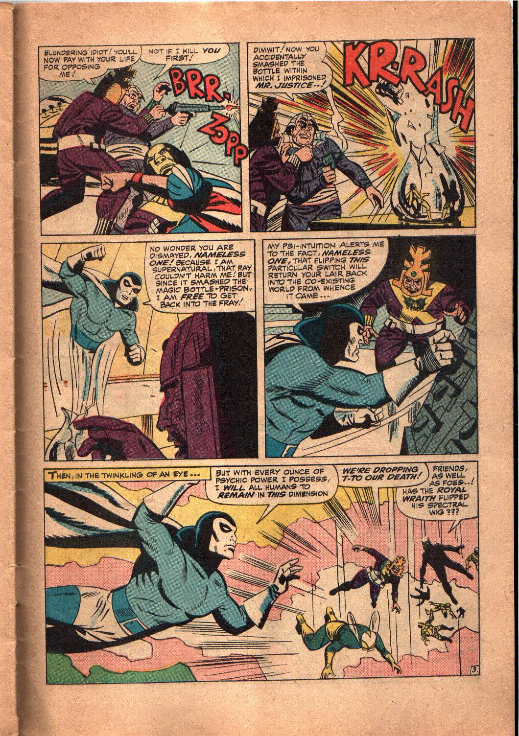 The Mighty Crusaders (1965) Issue #5 #5 - English 23