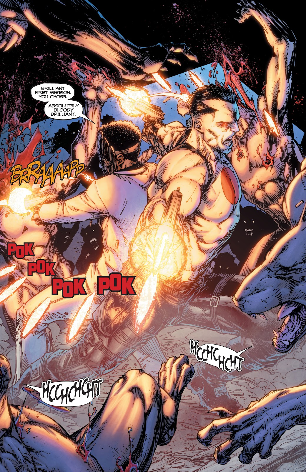 Read online Bloodshot (2019) comic -  Issue #4 - 16