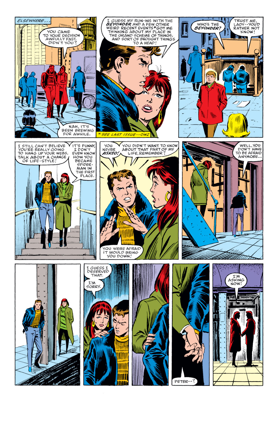 The Amazing Spider-Man (1963) 275 Page 7
