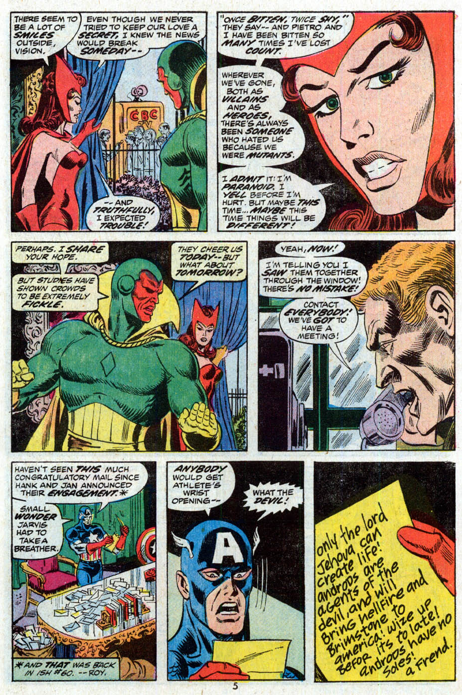 The Avengers (1963) 113 Page 4