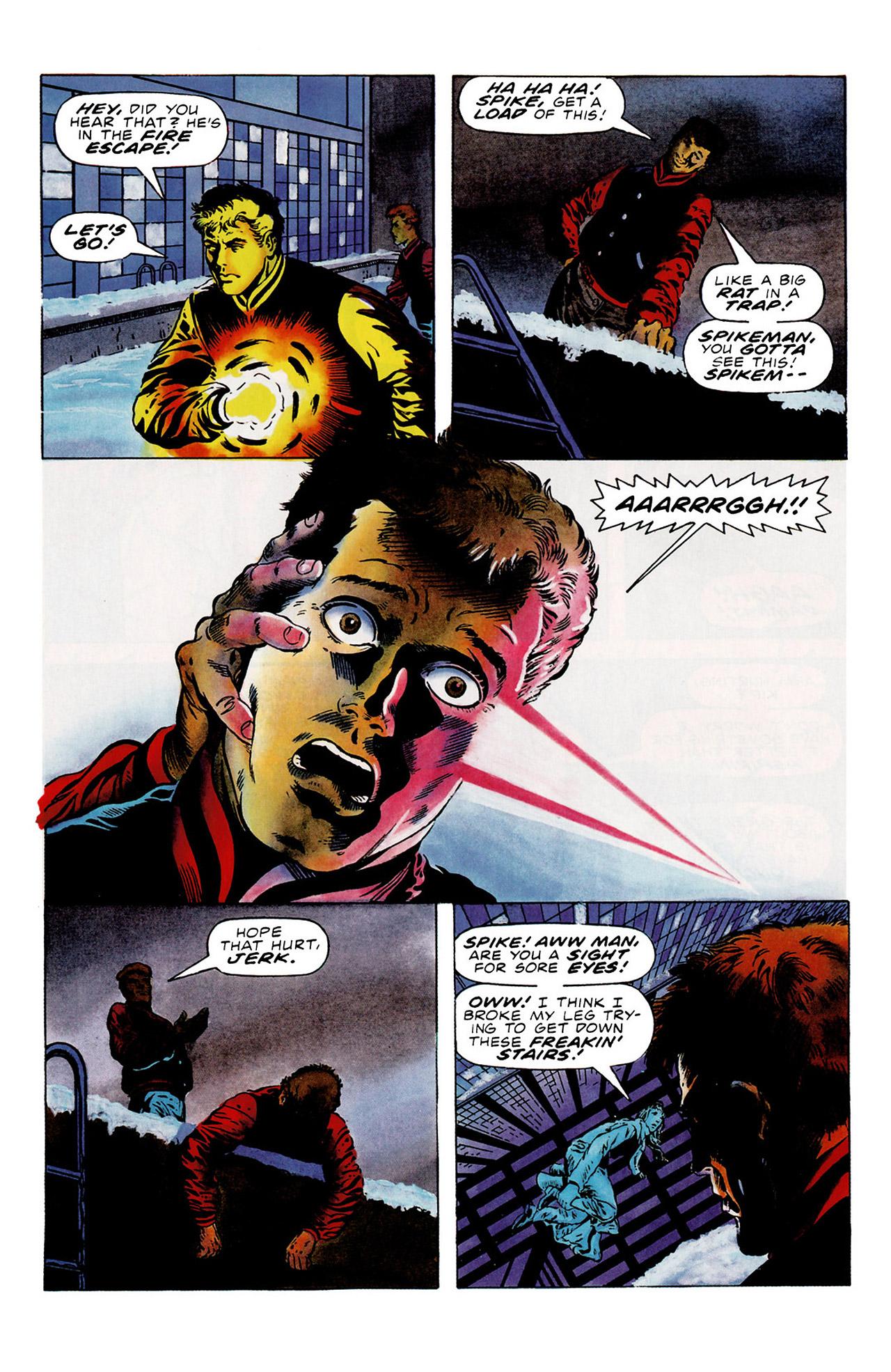 Read online Harbinger (1992) comic -  Issue #16 - 16