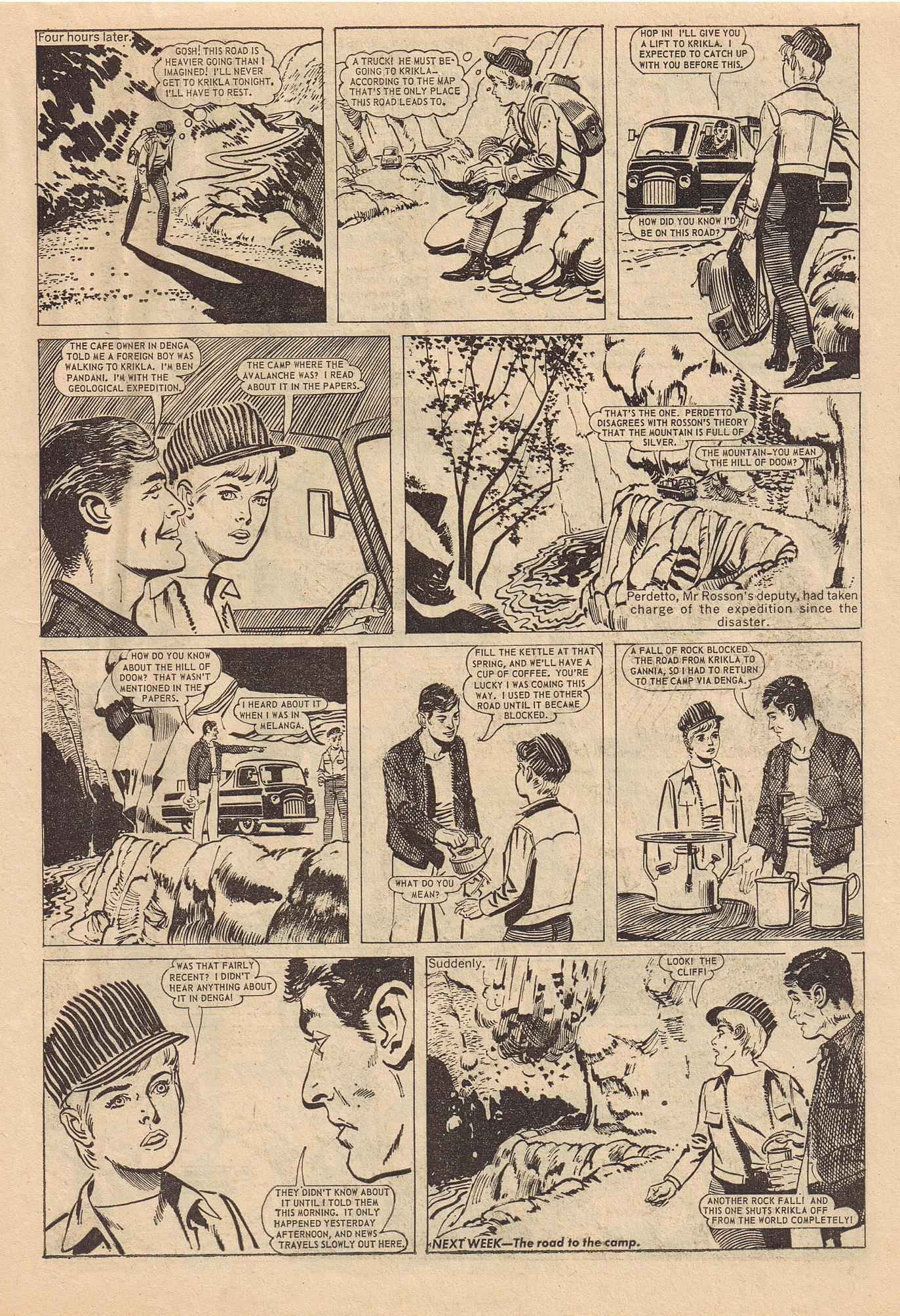 Read online Judy comic -  Issue #383 - 25