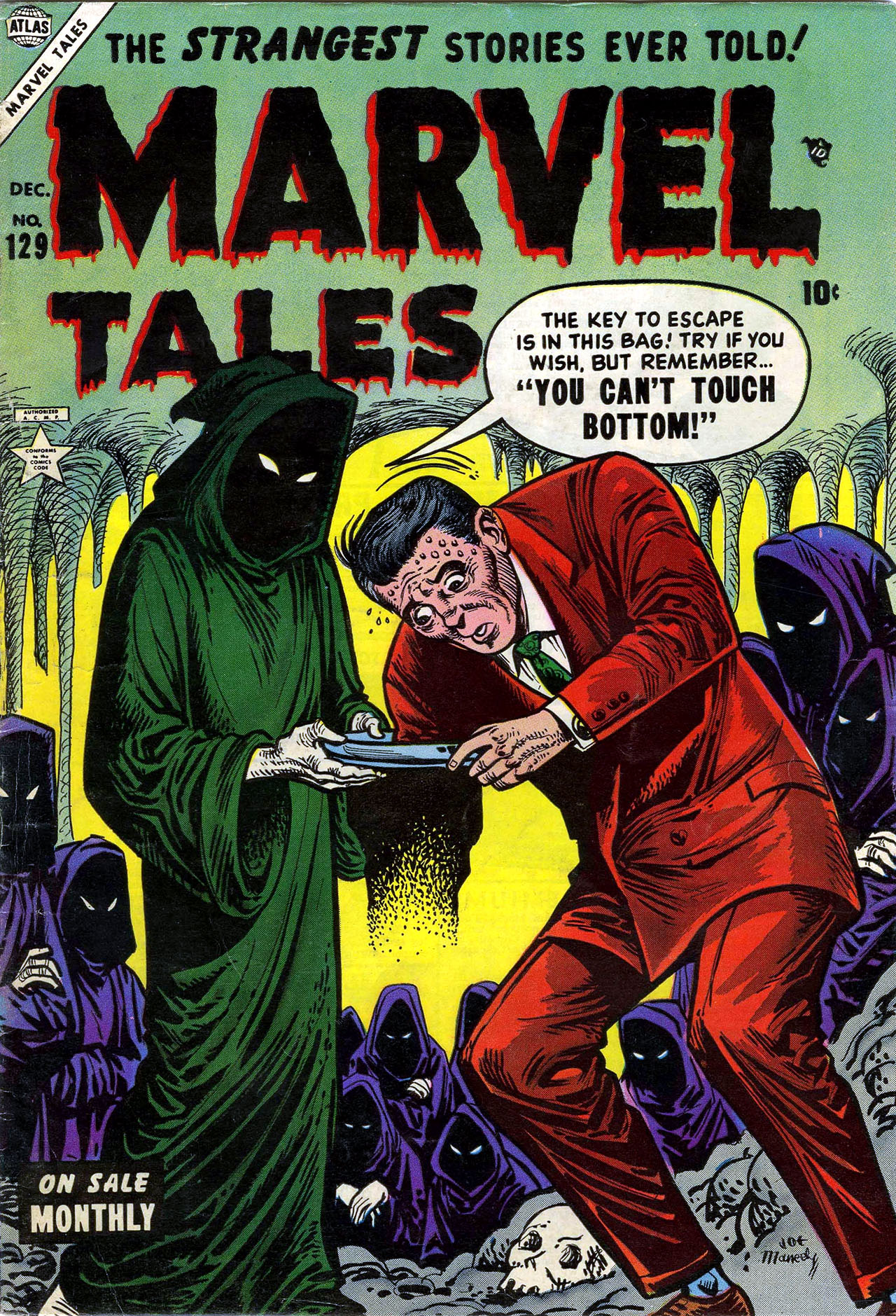 Marvel Tales (1949) 129 Page 1