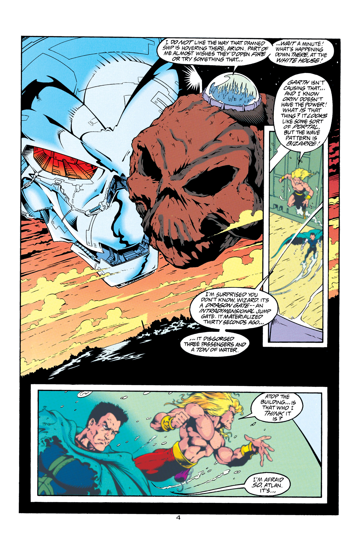 Read online Aquaman (1994) comic -  Issue #25 - 5